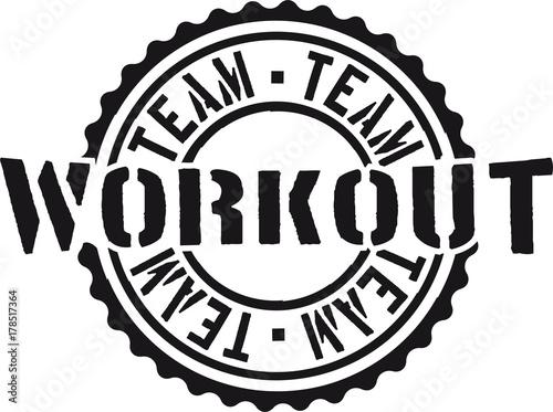 Stempel Team Crew Stark Workout Gym Beast Mode Cool Design