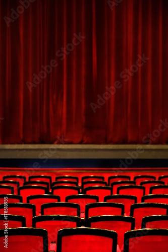 Papiers peints Opera, Theatre Theatre