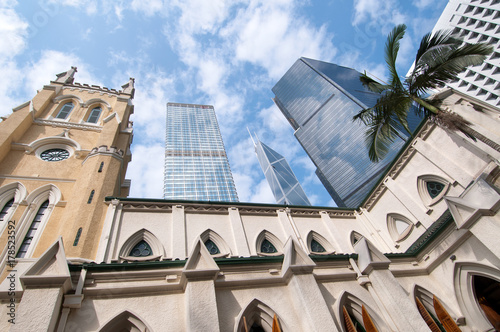 Photo  St John's Cathedral, Central, Hong Kong