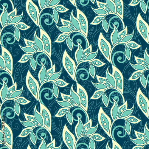 vintage-flowers-seamless-pattern