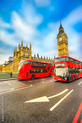 The Big Ben, London, UK