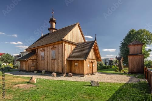 Fotografia Kościół św. Rocha, Radomsko, pow. radomszczański. woj. łódzkie