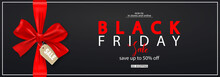 Black Friday Horizontal Banner...