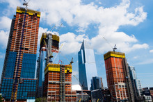 New York Construction Places. ...