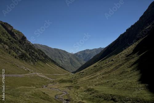 Fotografia, Obraz  Col d'Aragnouet, Hautes-Pyénées, France