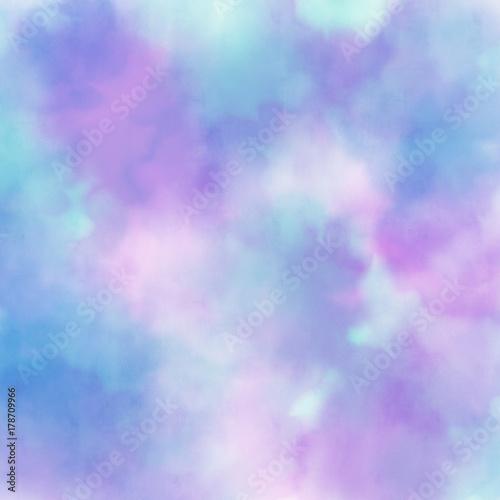 Zdjęcie XXL Abstrakcjonistyczna kolorowa akwarela dla tła, obraz cyfrowy ręka rysująca