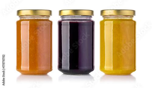 Photo Jars of jam