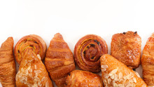 Assorted Croissant And Pastries