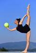 Gymnastic school and energy