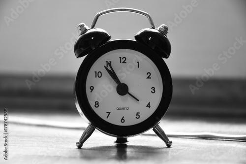 Plakat Czas zatrzymał się na ten zegar II