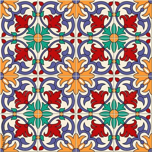 wspanialy-bez-szwu-wzor-bialy-kolorowy-marokanski-portugalskie-kafelki-azulejo-ozdoby-moze-byc-stosowany-do-tapet