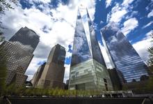 9 11 National Memorial In New York City USA