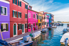 The Famous Island-City-Burano ...