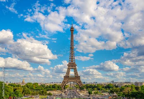 Poster Tour Eiffel Eiffel Tower, Paris, France
