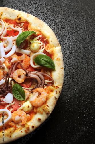Spoed Foto op Canvas Pizzeria 178824198