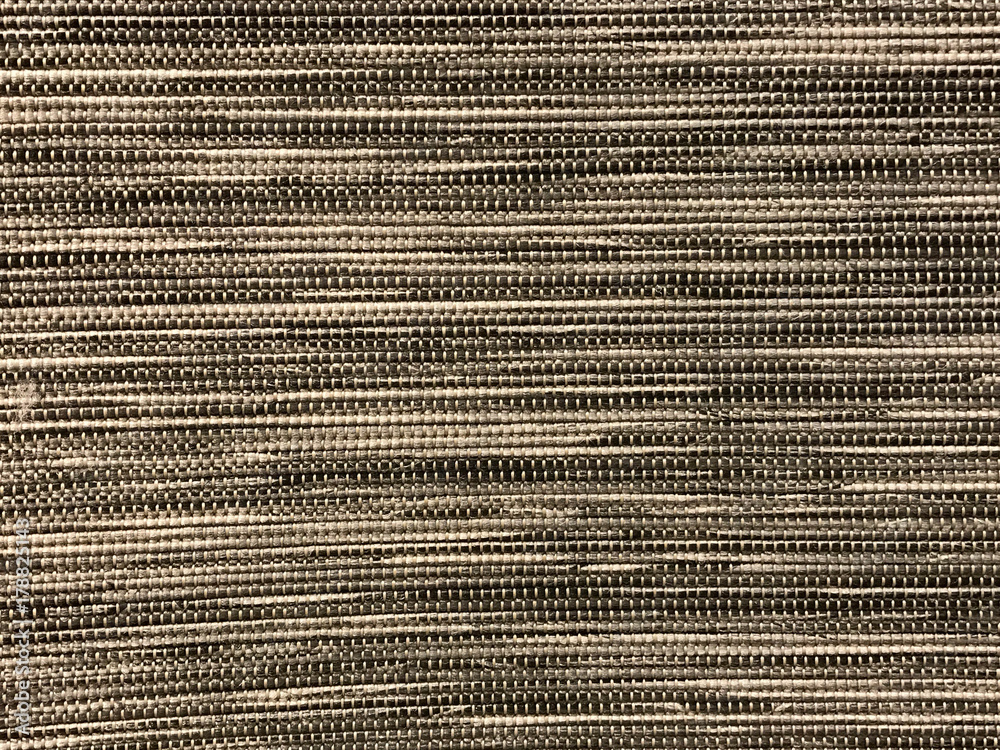 Fototapety, obrazy: Gray woven carpet texture and background