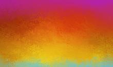 Bright Bold Colorful Backgroun...