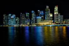 MARINA BAY SANDS, SINGAPORE - ...