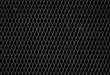 Steel Grating - Monochrome