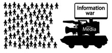 Information War, News Fake