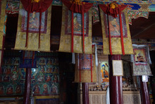 Thanka Buddhist Painting