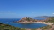 Panoramic timelapse of the coast in Alghero