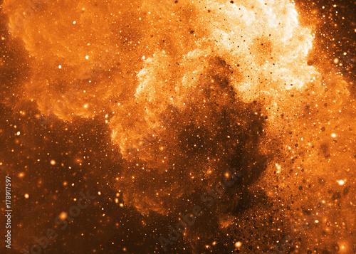 Fotografía  Fiery swirl