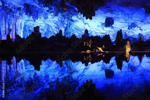 Poster Guilin 蘆笛岩の水晶宮