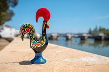 Barcelos Rooster. Tavira, Port...