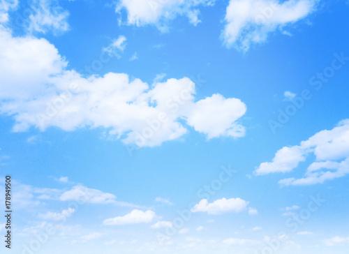 空 背景素材