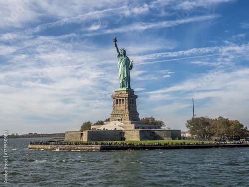 Zdjęcie XXL Statua Wolności