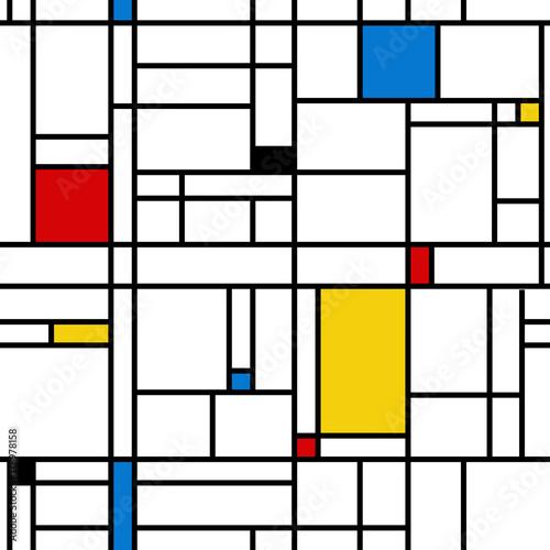 Obrazy styl bauhaus przestrzen-stylizowana-na-bauhaus
