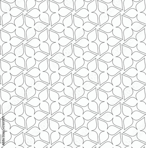 Tapety do jadalni  abstract-seamless-vector-pattern-geometric-texture-repeating-background