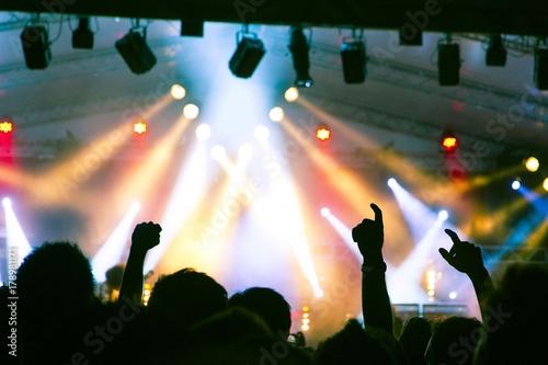 Zdjęcie XXL Tłum koncertowy