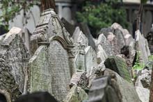 Plenty Of Unknown Tombstones A...
