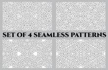 Celtic Knot Seamless Patterns ...