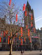 Chinese Newyear Manchester Town Hall UK