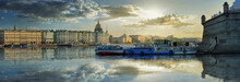 A Brilliant Panorama Of St. Petersburg