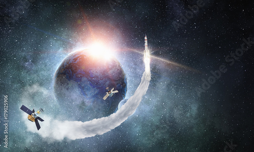 Obraz na płótnie Our unique universe