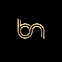 Initial Lowercase Letter Bn, L...