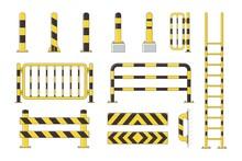Guard Post Sentry Yellow And B...