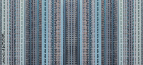 Cadres-photo bureau Hong-Kong HongKong Residential High-Rises