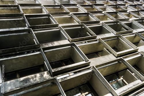 Fotomural Derelict building