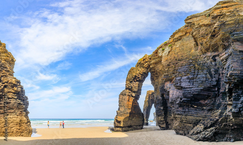 Beach of the Cathedrals