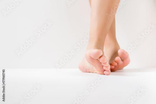 Cuadros en Lienzo Barefoot