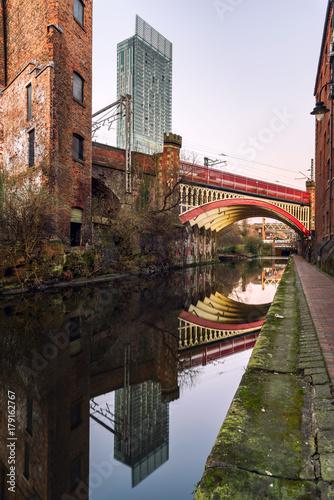 Photo Beetham Tower Manchester UK
