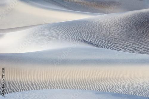 Foto  Death Valley Sand Dunes