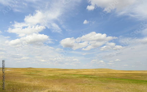 Fotografie, Tablou Grasslands of the Great Plains, South Dakota