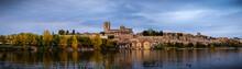 Zamora, Ciudad Histórica Y Cultural, España.