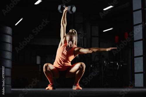 kobieta-lekkoatletka-crossfit-cwiczenia
